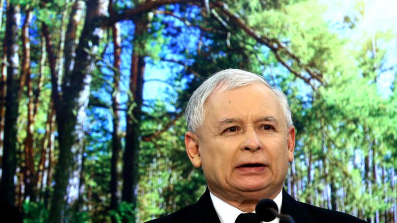 """Kaczyński o wypowiedzi Pawłowicz dotyczącej prof. Bartoszewskiego. """"Krowin-Mikke PiS"""""""