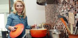 Zobacz kuchnię Anny Jurksztowicz!