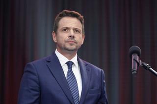 Trzaskowski o rządzących podczas 'Areny prezydenckiej': Przestańcie przez cały czas przepisywać majątki na żony