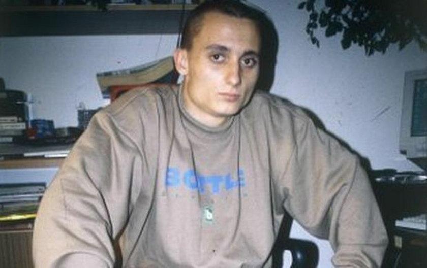 """Piotr """"Magik"""" Łuszcz"""