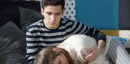 """Lilka załamana po gwałcie w """"M jak miłość"""". Jest w ciąży z oprawcą?"""