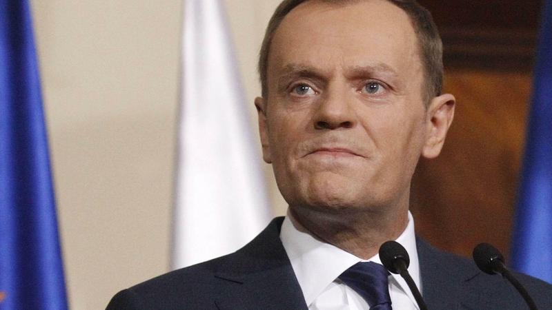 Premier Donald Tusk, fot. Reuters