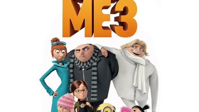 Despicable me pre-screening