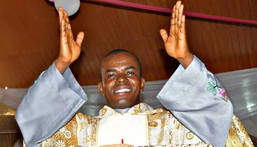 Rev. Fr. Ejike Mbaka (The Guardian)