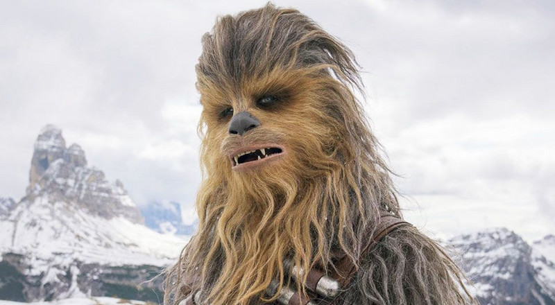 This Chewbacca Workout Will Make You Strong Like a Wookie