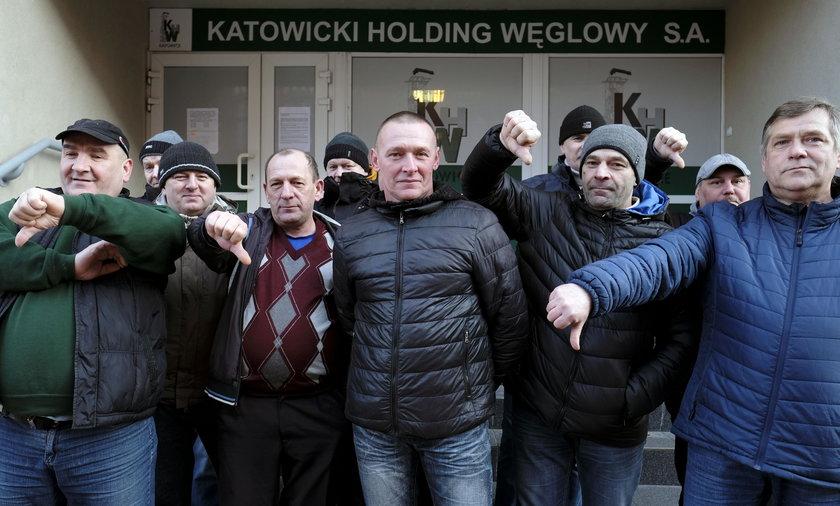 Katowice. Emeryci KHW stracili deputat przez związkowców