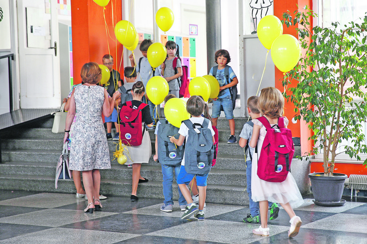 U prvi razred ove godine krenuće za 6.000 manje đaka nego lane