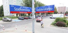 Te ulice zmienią nazwę