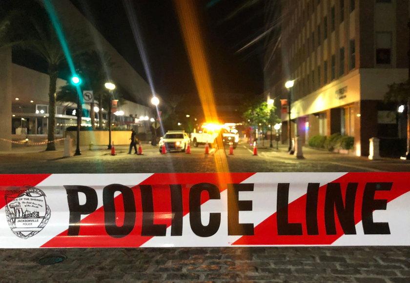 Strzelanina w centrum handlowym na Florydzie. Są zabici i ranni