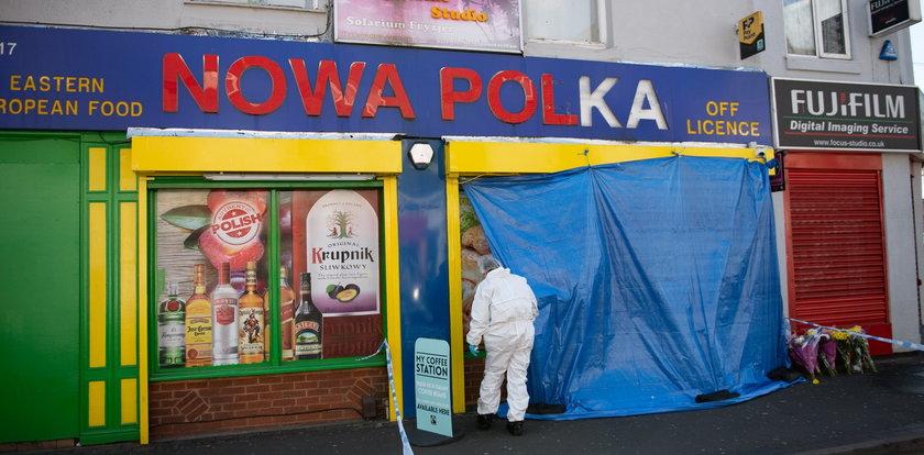 Tragedia w Wielkiej Brytanii. Nie żyje 17-latek ugodzony nożem w polskim sklepie