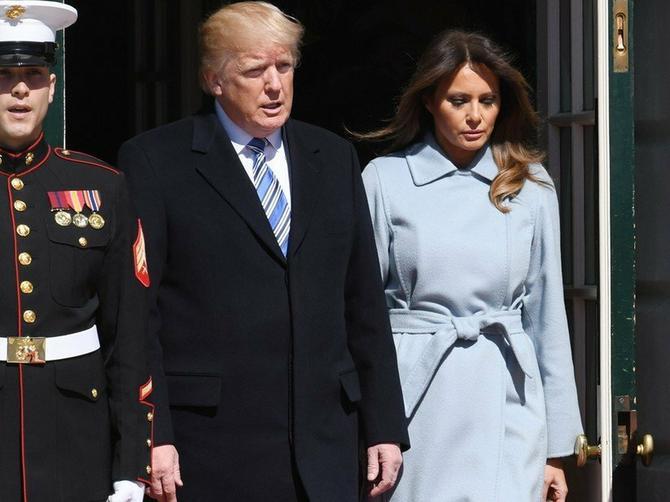 Američki i nemački mediji tvrde da Melanija ne može više: Posle razvoda Trampovog sina puca i brak predsednika?