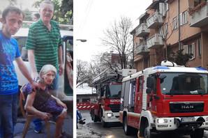 """""""TEŠKO SU ŽIVELI, NOSILI SMO JE NA STOLICI PO DOKUMENTA"""" Majka stradala u jezivom požaru u Nišu, njenom sinu IZGORELO LICE"""