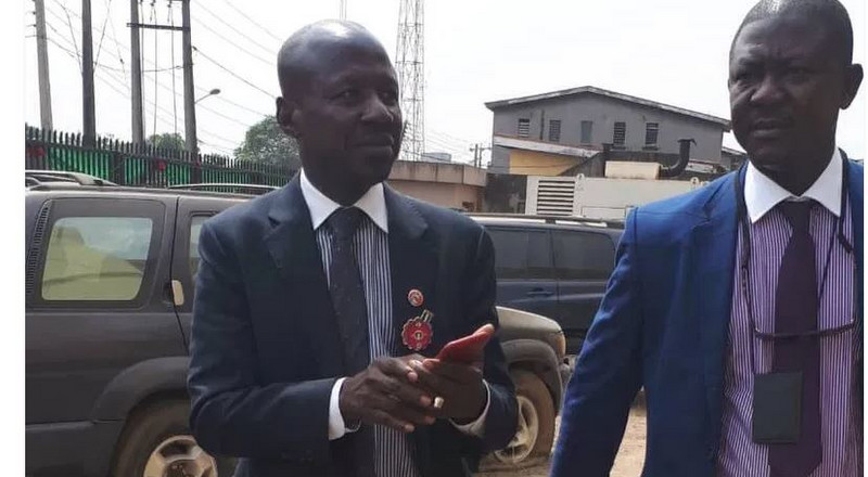 Magu released after 9 days in detention