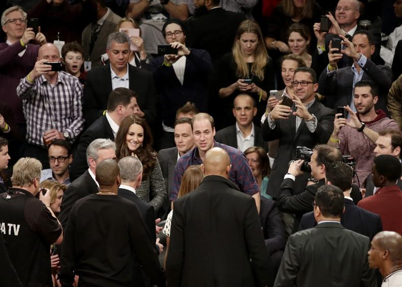 Beyoncé i Jay Z poznali księcia Williama i księżną Kate