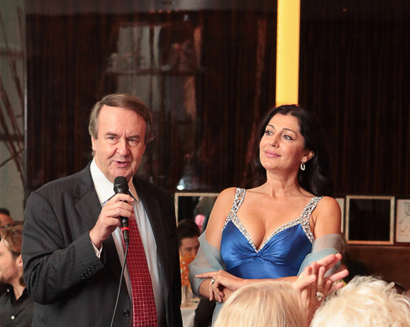 Jadranka Jovanović je nastupala u Njujorku