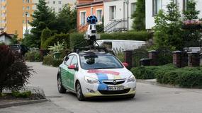 Samochody Street View ponownie w Polsce