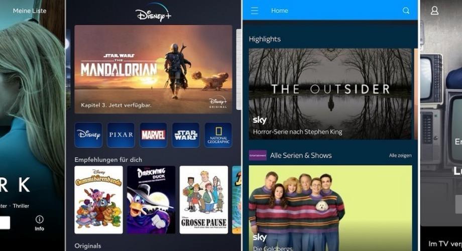 Ratgeber: Die besten Video-Streaming-Anbieter