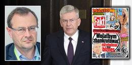 """Polityk w ogniu krytyki zwala winę na Fakt. Znany politolog: """"Nie żal mi senatora Karczewskiego"""""""