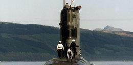 Plany okrętu atomowego odkryte w walizce!