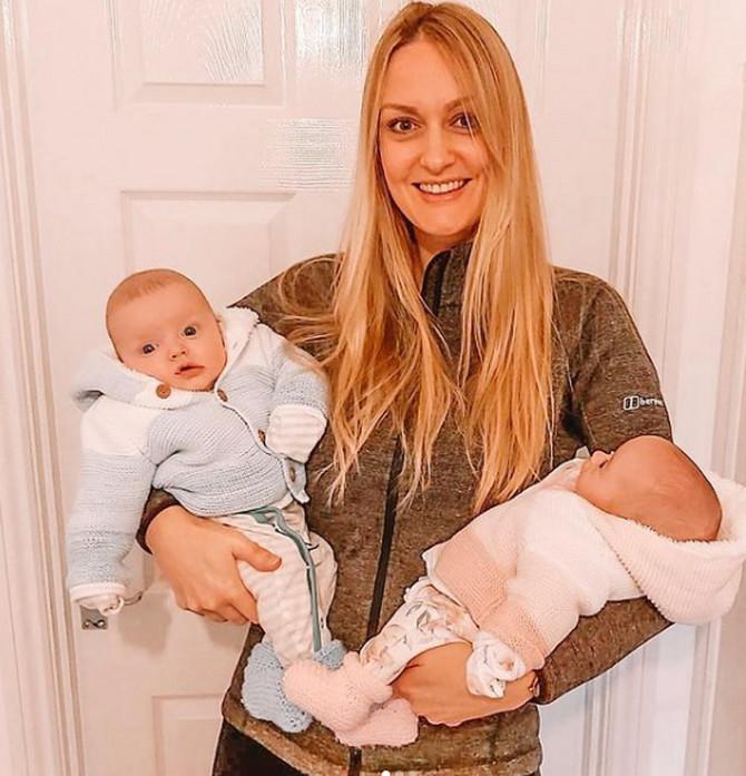 Rebeka je jedna od 14 mama u celom svetu koja je iskusila fenomen superfetacije