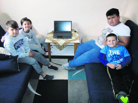 Za Lazara, Kristinu, Kristijana i Veljka laptop je najlepši poklon