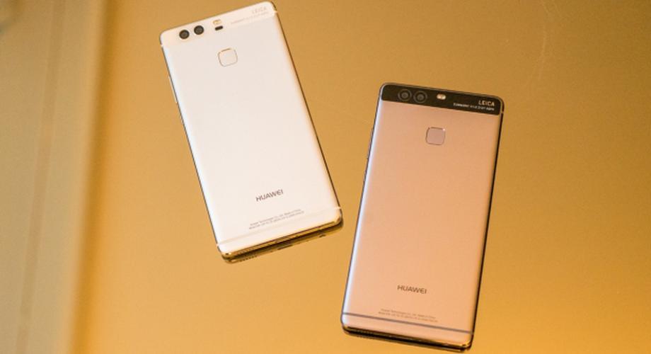 P9 und P9 Plus: Huawei zeigt neue High-End-Smartphones