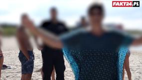 Rottweiler pogryzł 8-latka na plaży