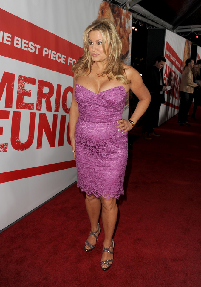 Jennifer Coolidge w 2012 r.