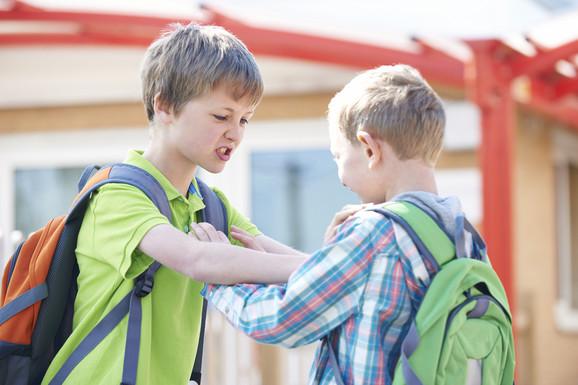 Tuča je teška povreda učeničkih obaveza