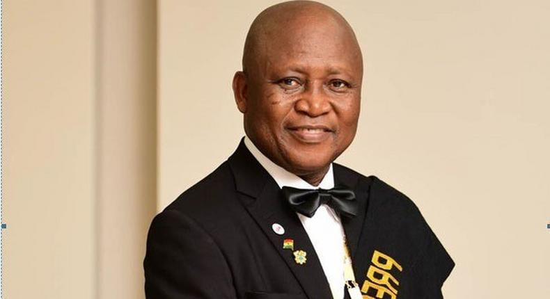 President of the Association of Ghana Industries (AGI) Dr Yaw Adu Gyamfi