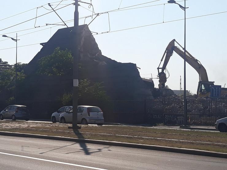 Piramida nacistički bunker u Beogradu