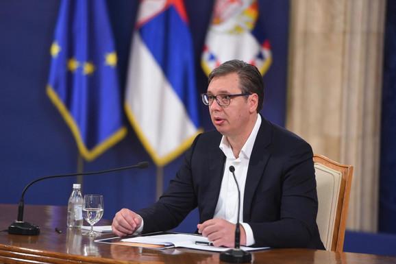 Vučić se danas sastaje sa ruskim ambasadorom Bocan-Harčenkom