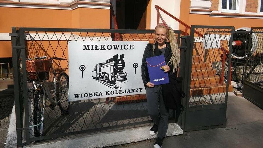 Katarzyna Odrowska