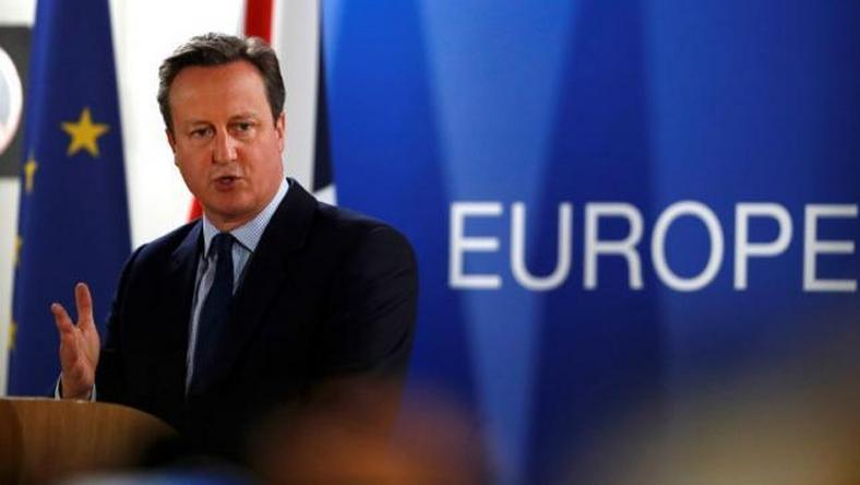 British PM Cameron says hard times ahead but will not abandon fiscal rules
