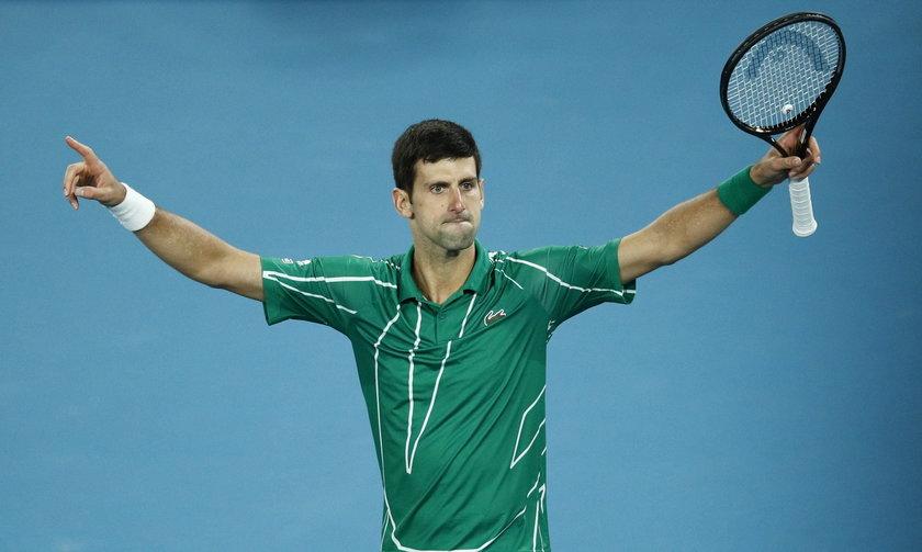 Nowak Djoković po raz ósmy wygrał turniej Australian Open
