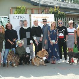"""Dawno niewidziana Patrycja Markowska i inne gwiazdy wspierają psy w akcji """"Gwiazdy Na Paluchu"""""""