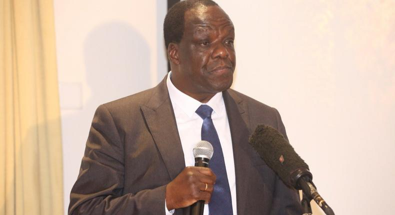 Governor Oparanya's action after 5 miners died in Kakamega County