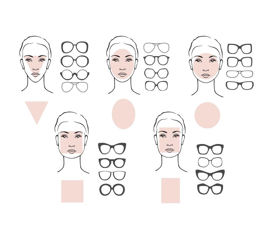 f5dfdfd265ef81 Jak dobrać okulary do kształtu twarzy? Foto: Getty Images / Materiały  własne artysty
