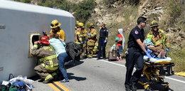 Wypadek autokaru z pielgrzymami. 26 rannych!