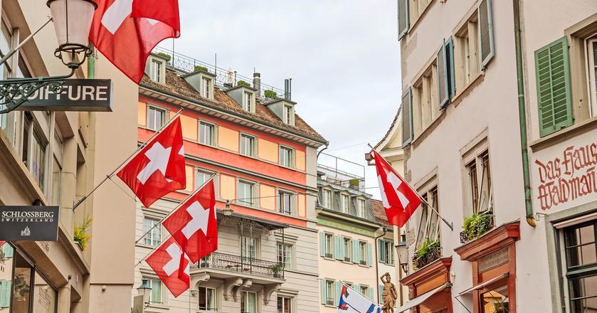 Szwajcarskie firmy zainwestowały ok. 17,5 mld zł