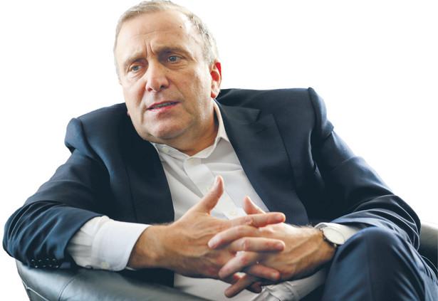 Upieram się, że opozycja musi współpracować, nie rywalizować - oświadczył Schetyna.