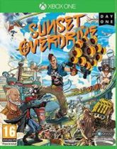 Okładka: Sunset Overdrive