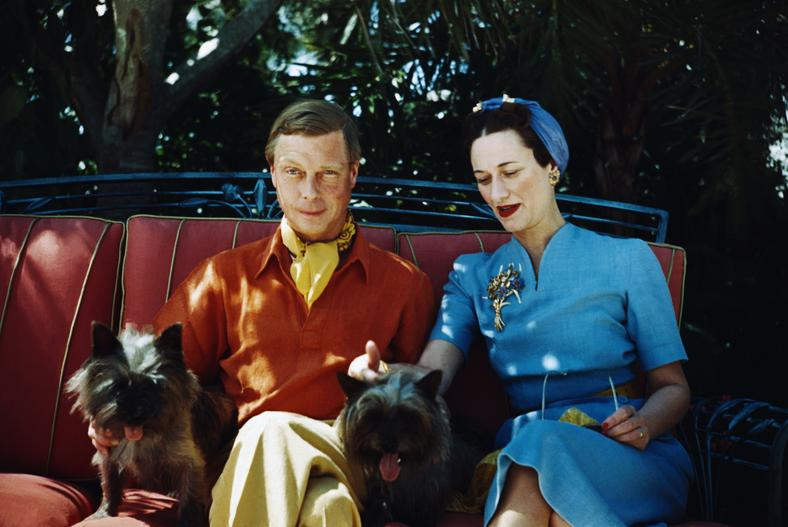 Edward VIII, Wallis Simpson