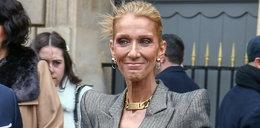 Celine Dion chorobliwie wychudzona. Artystka przerwała milczenie