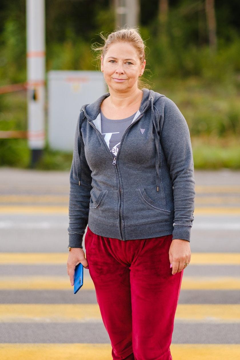Tatiana Duraj-Fert - szefowa Stowarzyszenia Dąbrowskie Inicjatywy Społeczne