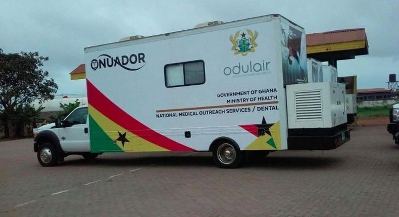 Mobile medicare, Onuador