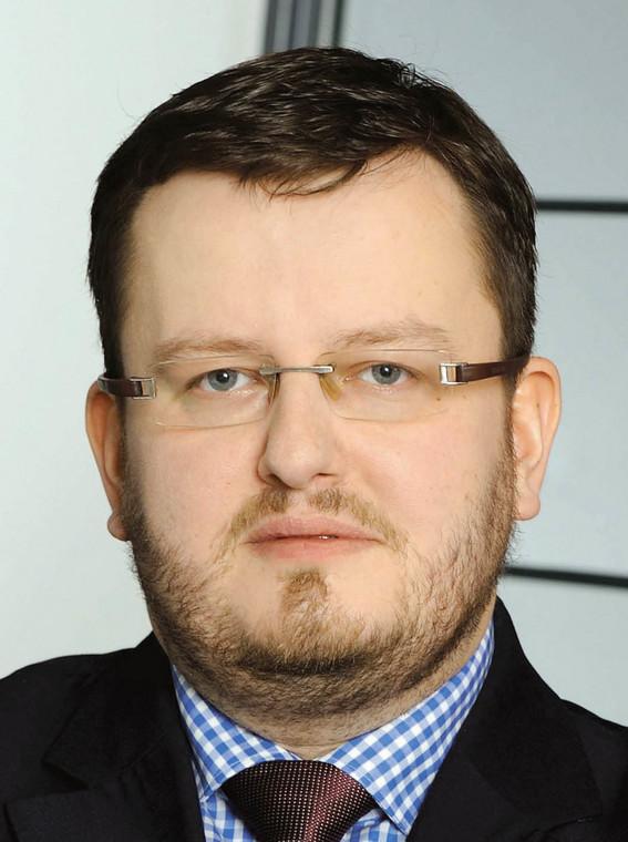 Maciej Dybaś, doradca podatkowy w Crido