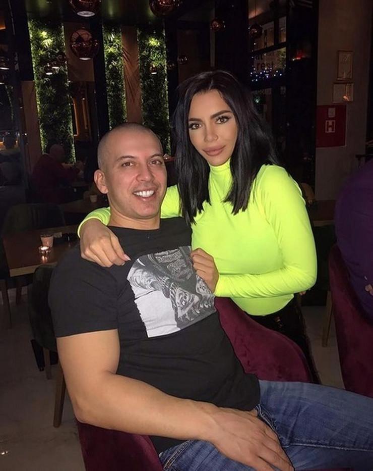 Milan Topalović Topalko i Helena Topalović