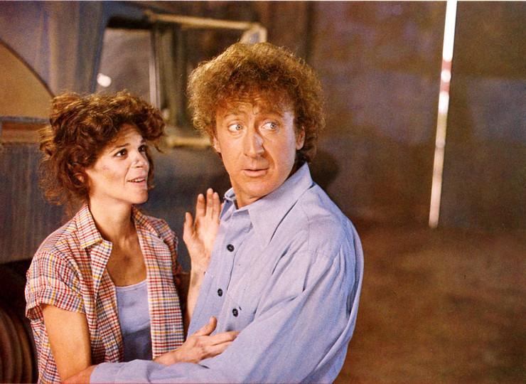 Džin Vajlder i Gilda Radner
