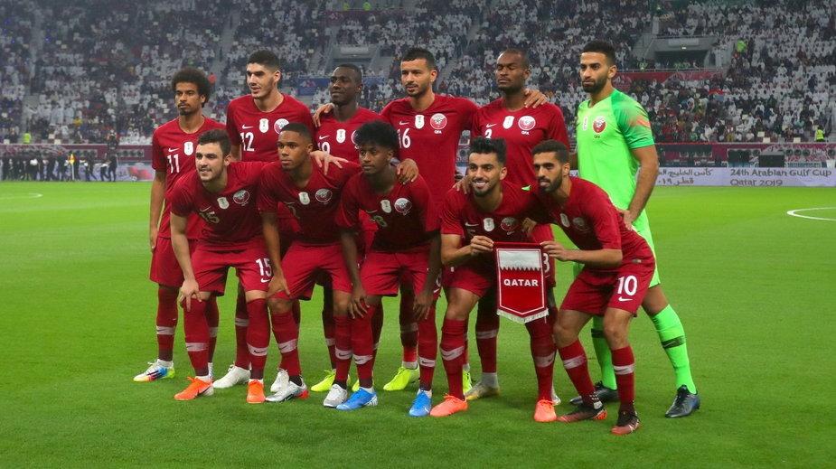 Reprezentacja Kataru w piłce nożnej